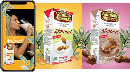 Naturally Almond